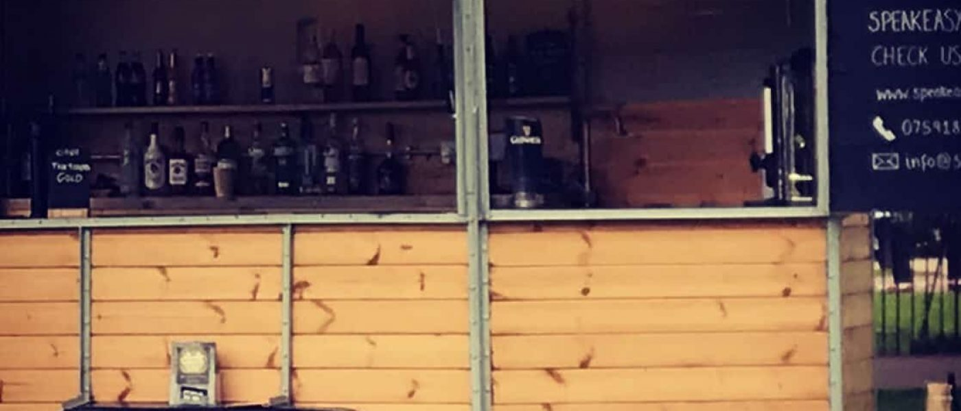 HorseBox Bar, Mobile Bar Hire Gloucestershire